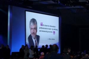 Merv at IBM's IoD